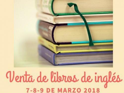 Atención Apoderados: Venta Libros de Inglés