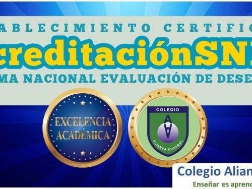 Felicitaciones. Excelencia Académica 2018-2019