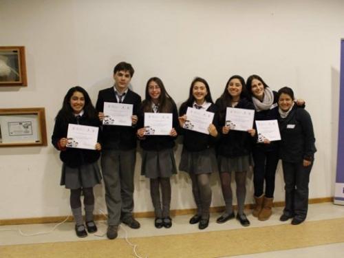 Estudiantes Primero y Tercero medio fortalecieron habilidades argumentativas para participar en II Torneo Escolar de Debates